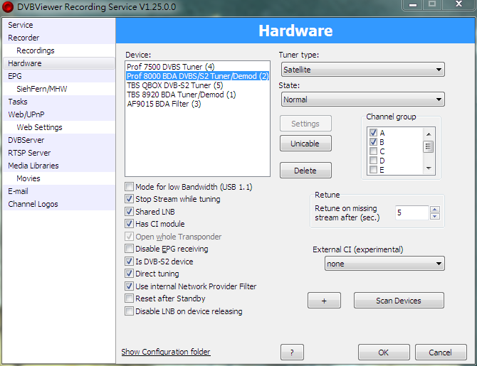 AF9015 BDA PER WINDOWS 7 X64 DRIVER