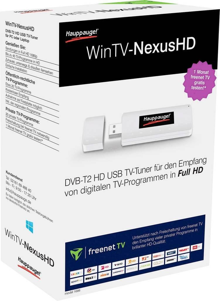 freenet TV USB Stick - Page 2 - DVB Hardware (Digital TV ...